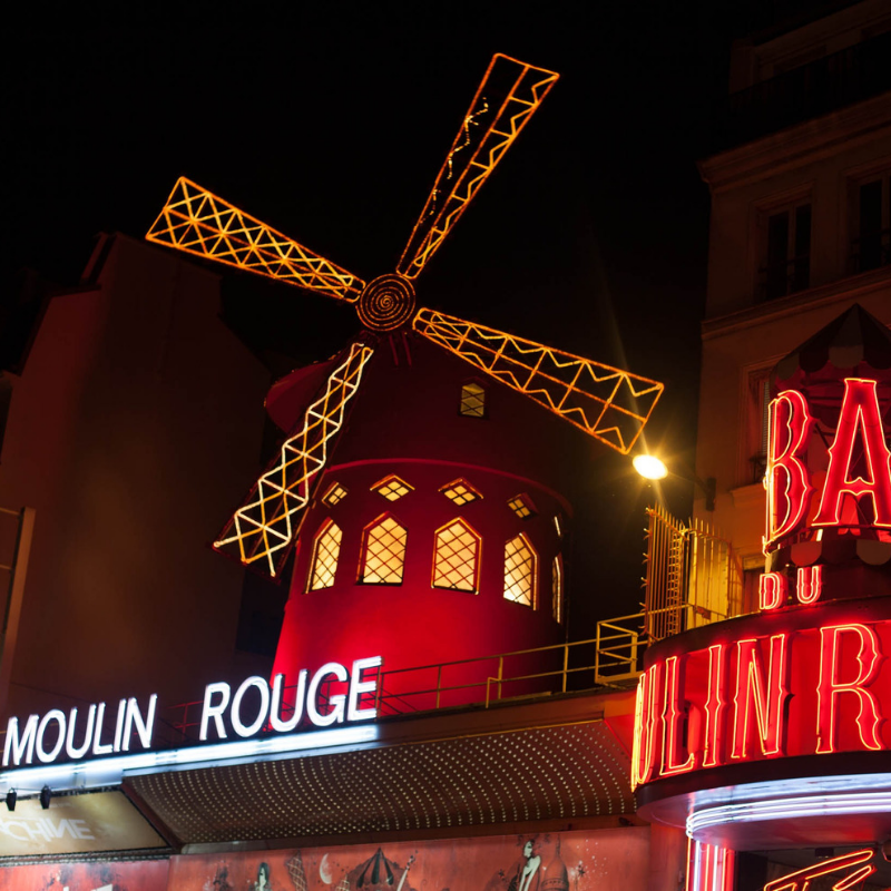 Moulin rouge conciergerie