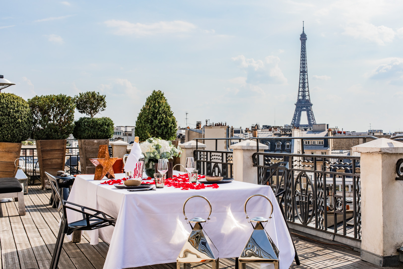 Marignan Champs Elysees - Luxury hotel Paris
